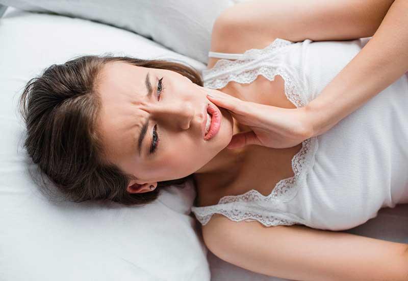 Dolor de mandíbula: causas y consecuencias 2