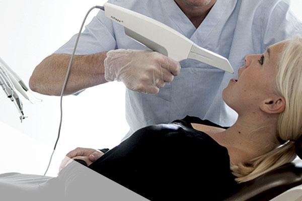 3shape TRIOS - Escáner intraoral - Clínica Ruiz de Gopegui