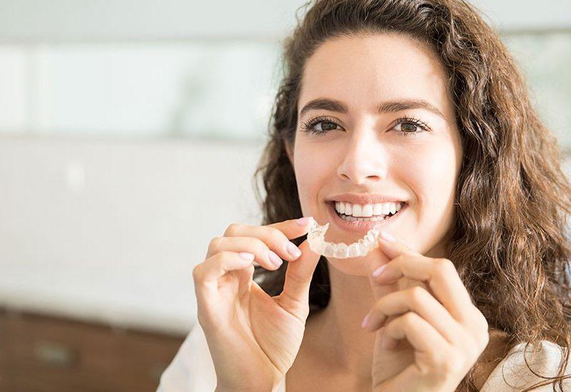 3 opciones de Ortodoncia estética - Clínica Ruiz de Gopegui