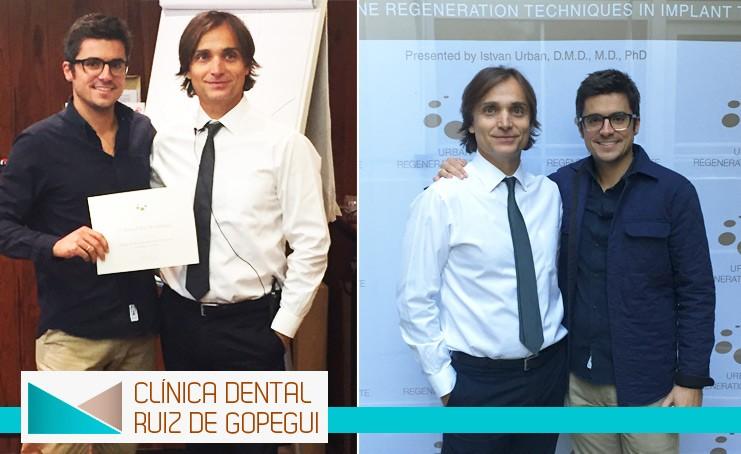 Curso Regeneración Ósea Vertical - Clínica Ruiz de Gopegui