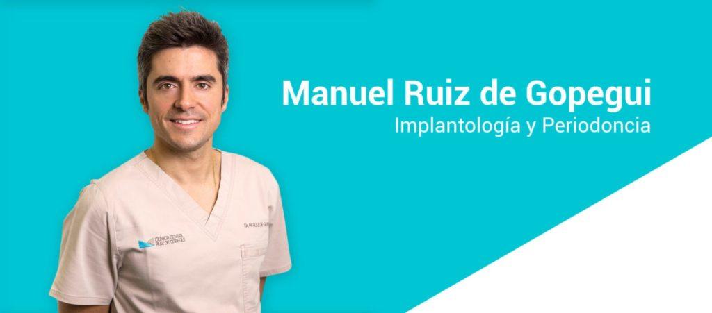 Doctor Manuel Ruiz de Gopegui 1