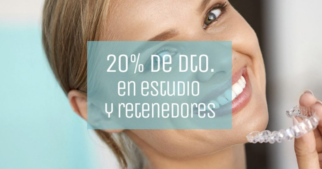 Promocion - Invisalign - Clinica Dental Ruiz de Gopegui - Madrid