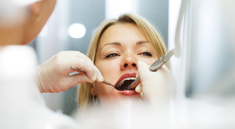 7 infecciones en la boca frecuentes