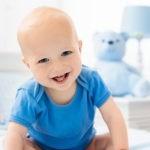 cuando les salen los dientes a los bebés